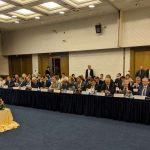 """Enver Peci e Aleksandër Lumezi pjesëmarrës në konferencën """"Terrorizmi ndërkombëtar dhe migracioni ilegal"""""""
