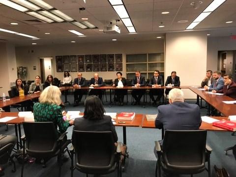 Komisioni për Politikë Ndëshkimore, vizitë studimore në ShBA