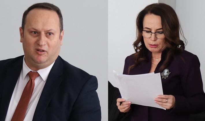 Gjyqtarët Albert Zogaj e Teuta Ibrahimi zgjedhen anëtarë të Këshillit Gjyqësor të Kosovës