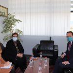 Kryetari Peci takon ambasadoren holandeze Lobbezoo, diskutojnë për sfidat në gjyqësor