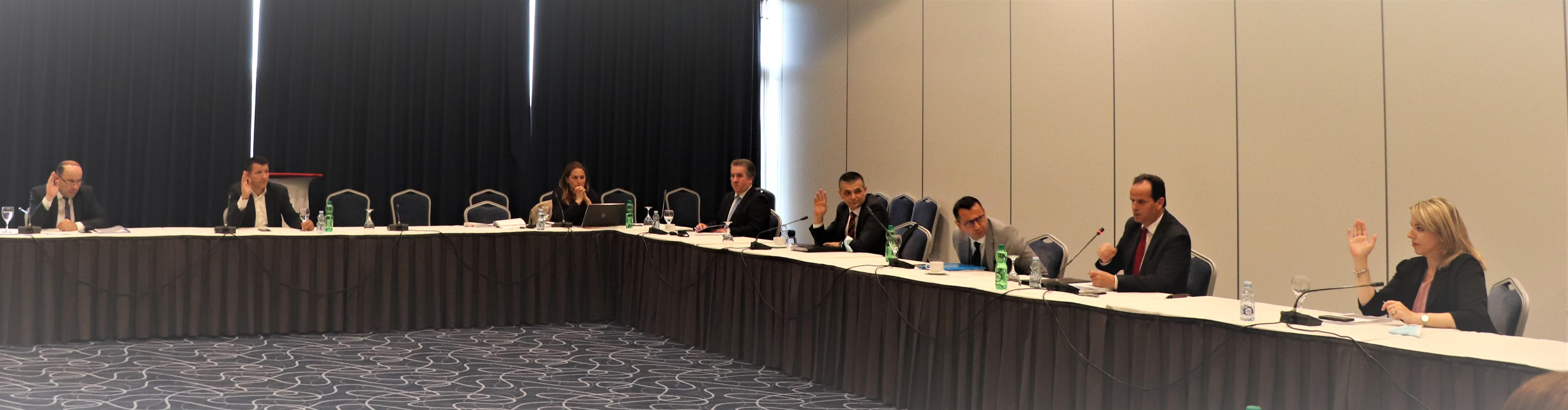 """Komisioni për Politikë Ndëshkimore finalizon draft-Udhëzuesin e veçantë """"Korrupsioni zyrtar dhe veprat penale kundër detyrës zyrtare"""""""
