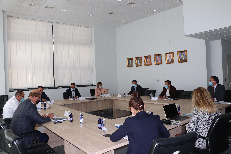 Komisioni për Politikë Ndëshkimore nis punën për Revidimin e Udhëzuesit të Përgjithshëm