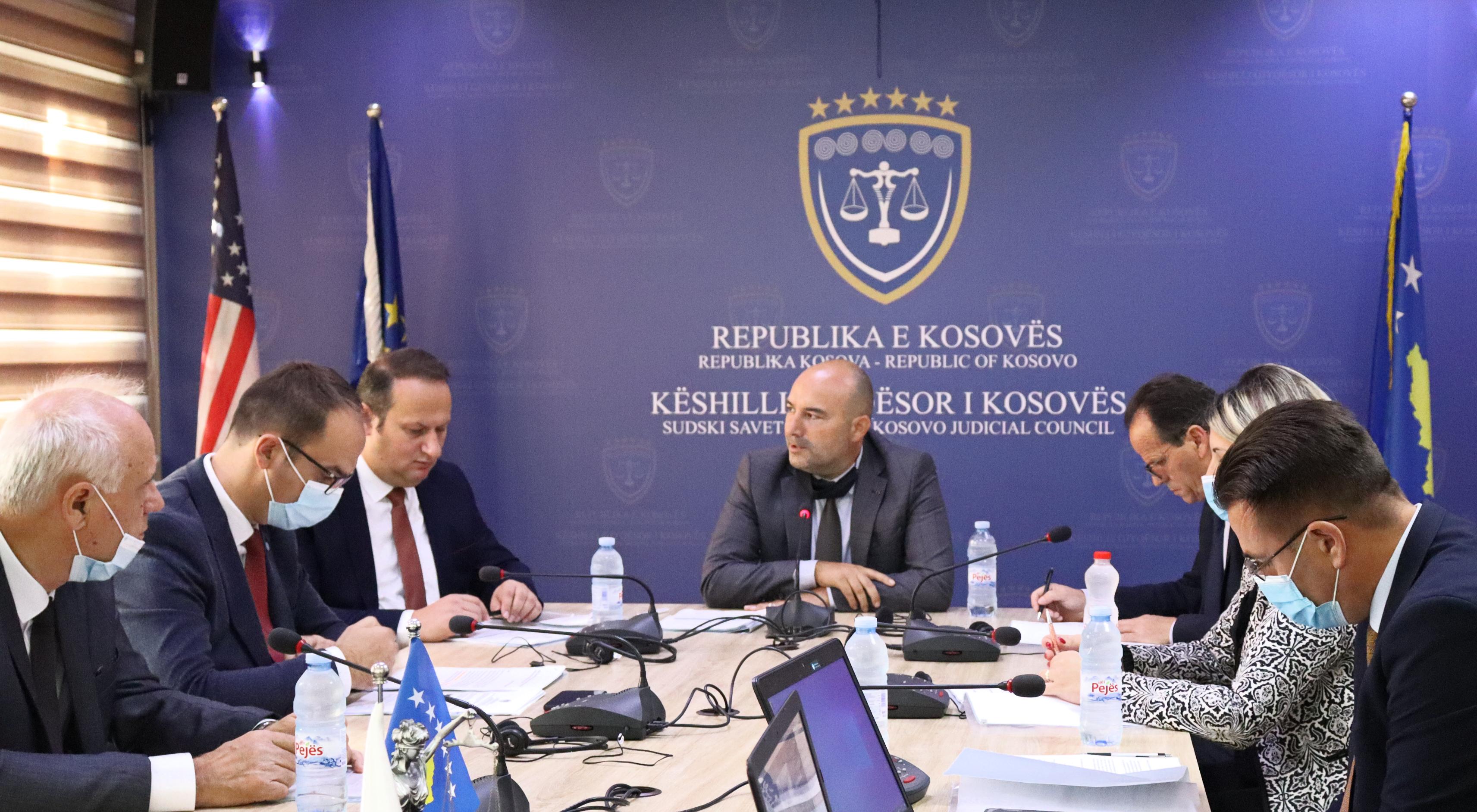 Kryetari i Gjykatës Supreme, Enver Peci zgjedhet kryesues i Asamblesë së kryetarëve të gjykatave